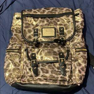 Juicy Cheetah print backpack